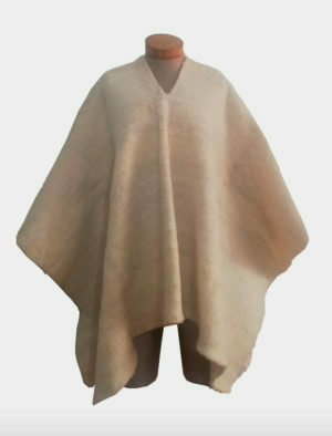 ruana pura lana